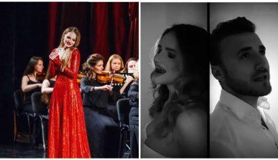 Video! Ana Cernicova și Dumitru Mitu ne surprind cu un duet impresionant!
