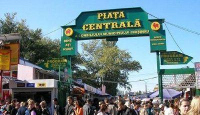 Directorul Pieței Centrale: Cumpărătorii vor trebui să poarte măști pe teritoriul pieței