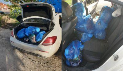 """Haine de """"brand"""" confiscate de poliție pe teritoriul Republicii Moldova"""