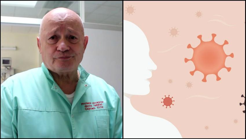 """Medicul reanimatolog Victor Cojocaru: ,,Mor de coronavirus nu doar bătrânii, dar şi tinerii"""""""