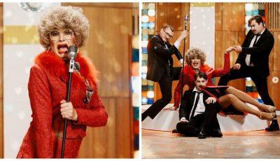 """Video. Dora Show s-a lansat în muzică cu piesa """"Coroana Mă-tii"""""""