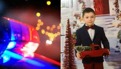 Dispariția copilului din Hâncești. Poliția a pornit un dosar penal pentru răpire