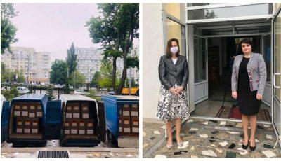 Germania a donat costume de protecție pentru personalul medical din Republica Moldova