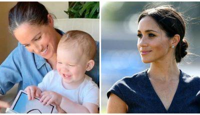 Archie a împlinit 1 an! Ducii de Sussex au publicat imagini video inedite