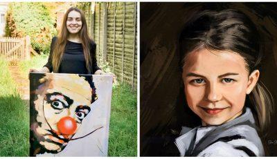 """Elena Plămădeală: ,,Fotografia și pictura fac parte din viața mea, sunt familia mea artistică"""""""
