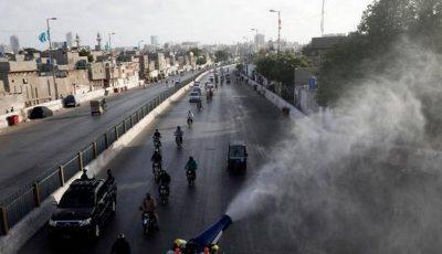 Video. Momentul prăbușirii avionului din Pakistan, cu 99 de persoane la bord