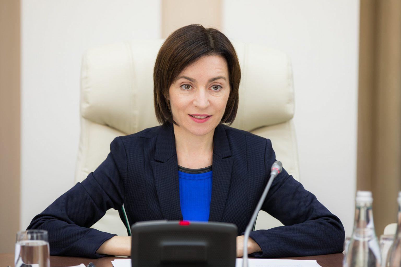 Cанду об избирательном блоке ПСРМ-ПКРМ: Это отчаяние, а не стратегия