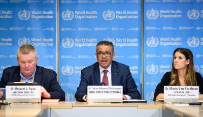 OMS îndeamnă țările să retesteze pneumoniile suspecte de la finalul anului trecut