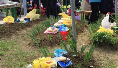 Moldovenii fac cumpărături pentru Paștele Blajinilor, care va avea loc pe 7 și 8 iunie