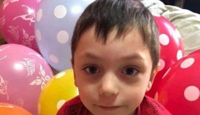 Copil de 6 ani, din Hâncești, dispărut fără urmă. Versiunile luate în calcul de poliție