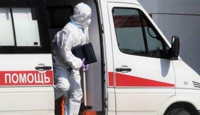 În Rusia mor de 16 ori mai mulţi medici de coronavirus decât în restul ţărilor