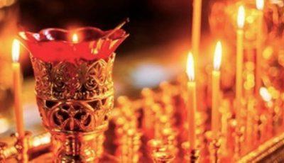 Mitropolia Moldovei: Recomandări privind desfășurarea Paștelui Blajinilor în luna iunie