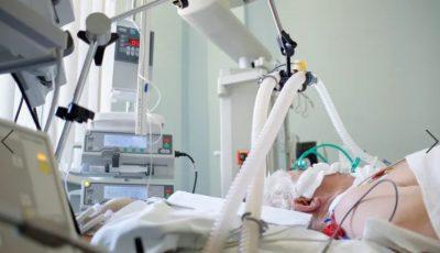 Trei persoane aflate în stare gravă, au murit pe parcursul nopții din cauza complicațiilor cauzate de Covid-19