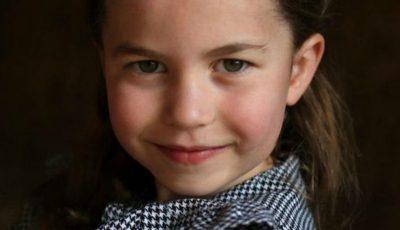 Noi fotografii cu Prinţesa Charlotte Elizabeth Diana, la a 5-a aniversare