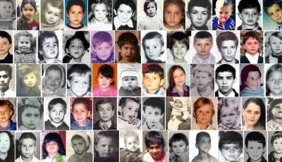 În fiecare an, circa 700 de copii din țară sunt dați dispăruți