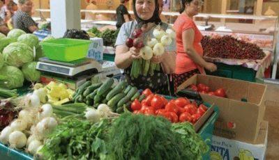 Se deschid toate piețele din țară, cu excepția celor din municipiile Chișinău și Bălți