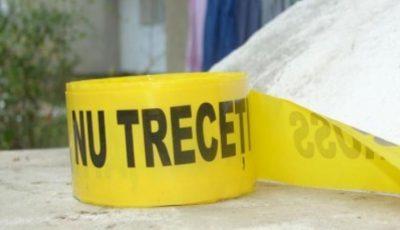 Ialoveni: cadavrul unui bărbat dat dispărut în luna aprilie, a fost găsit în toaleta unei gospodării