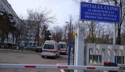 Spitalul Clinic al Ministerului Sănătății își reia activitatea conform profilului