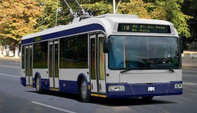 Transportul public din Chișinău și Bălți nu va circula în weekend până la sfârșitul lunii iunie