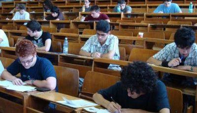 După 15 mai, universităţile vor decide de sine stătător cum vor finaliza anul de studii