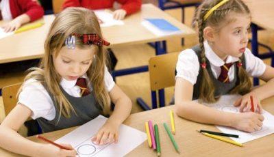 Înscrierea copiilor în clasa I în anul de studii 2020-2021 se va realiza în două etape