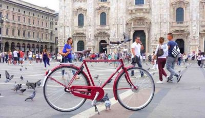 Italia încurajează cu bani deplasarea cu bicicleta. Bonus până la 500 de euro pentru o bicicletă nouă