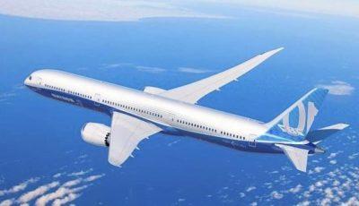 300 de moldoveni se întorc acasă din New York cu cea mai modernă aeronavă din lume, fără escală