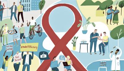 Restricțiile impuse de pandemia Covid-19 scad semnificativ cazurile noi de HIV/SIDA