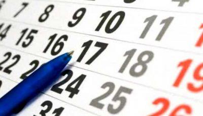 Bugetarii vor lucra 12 sâmbete în următoarele șase luni