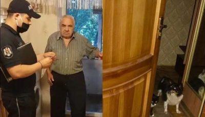 Declarația poliției în cazul bărbatului de 80 de ani, acuzat de furt dintr-un magazin