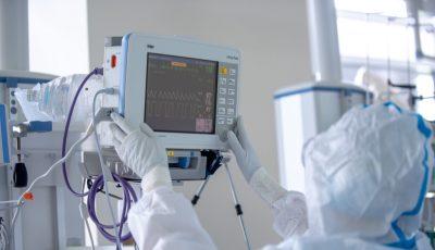 Elveția a oferit Moldovei 10 aparate mobile de ventilație artificială a plămânilor