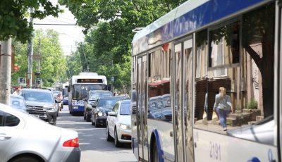 Cum va circula transportul public din Chișinău în acest weekend?