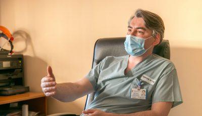 """Medicul reanimatolog Adrian Belîi, despre speculația că ,,de orice boală ar suferi persoana, medicii scriu că moare de Covid"""". Care este, de fapt, realitatea?"""