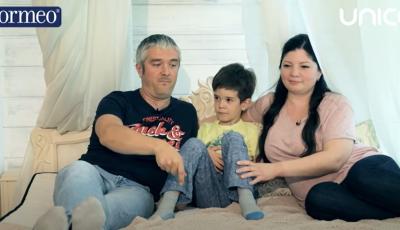 """Alex și Irina Marcoci: """"Râd vecinii de noi"""" sau cum e să lași etajul 9 pentru o casă la sol"""