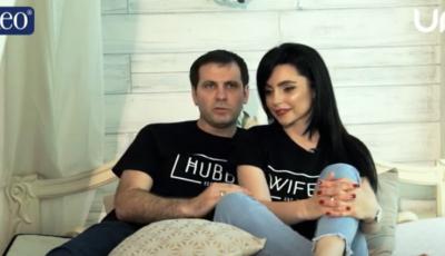 Eliza şi Iurie Postolachi: Cum să-ţi ceri soţul în căsătorie, ca să obţii un DA, fără ezitare!