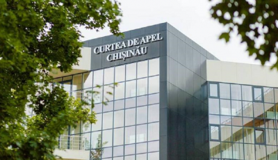 La Curtea de Apel Chișinău sunt confirmate 5 cazuri de Covid-19