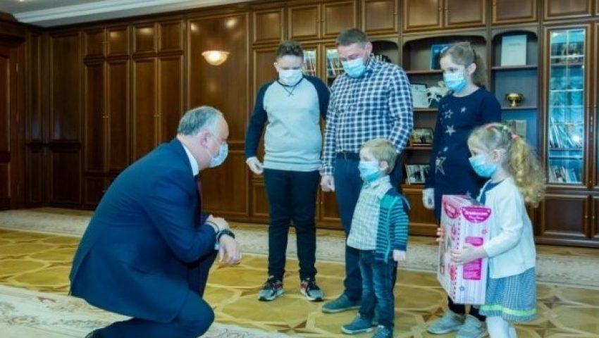 Colectare de fonduri pentru o casă în care vor locui copiii Marianei Cernenco