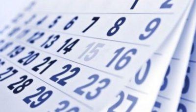 Când vor fi recuperate cele 12 zile, care au fost declarate libere pe parcursul stării de urgență?