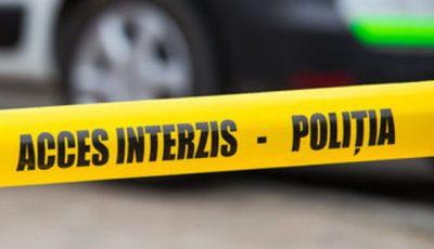 O persoană decedată a fost găsită într-o mașină parcată lângă un supermarket din Capitală