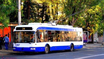Transportul public din Chișinău și Bălți va circula doar câteva ore, dimineața și seara