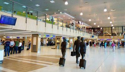 Cel puțin 12 curse aeriene au aterizat și decolat, în prima zi de lucru a Aeroportului Chișinău