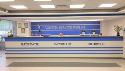 Angajați testați pozitiv cu Covid-19, la Agenția Servicii Publice
