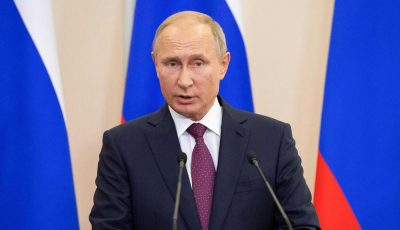 Catastrofă ecologică în Rusia. Vladimir Putin a declarat stare de urgență