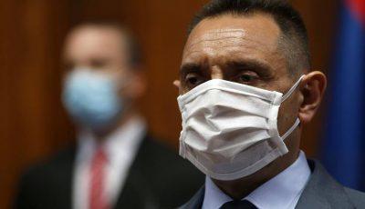 Ministrul Apărării din Serbia, testat pozitiv la coronavirus după ce s-a întors de la parada de la Moscova