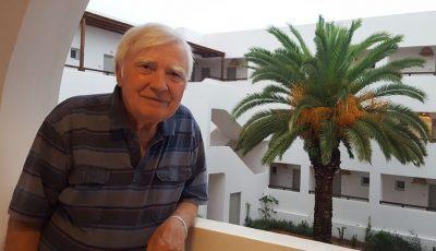Spiridon Vangheli împlinește astăzi 88 de ani! La mulți ani!