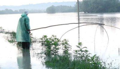 Râul Prut s-a revărsat în nordul țării