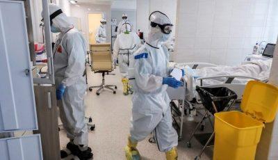 Circa 500 de medici au murit de Covid-19, în Rusia