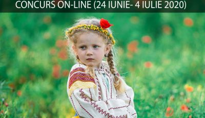 Concurs online al celor mai autentice ii și cămăși românești din Basarabia create în ultimii ani