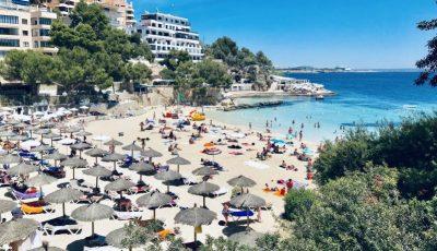 Cum au fost primiți primii turiști după pandemie în Palma de Mallorca