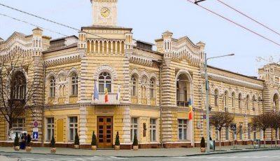 Primăria Chișinău a sistat audiența cetățenilor în instituțiile publice municipale
